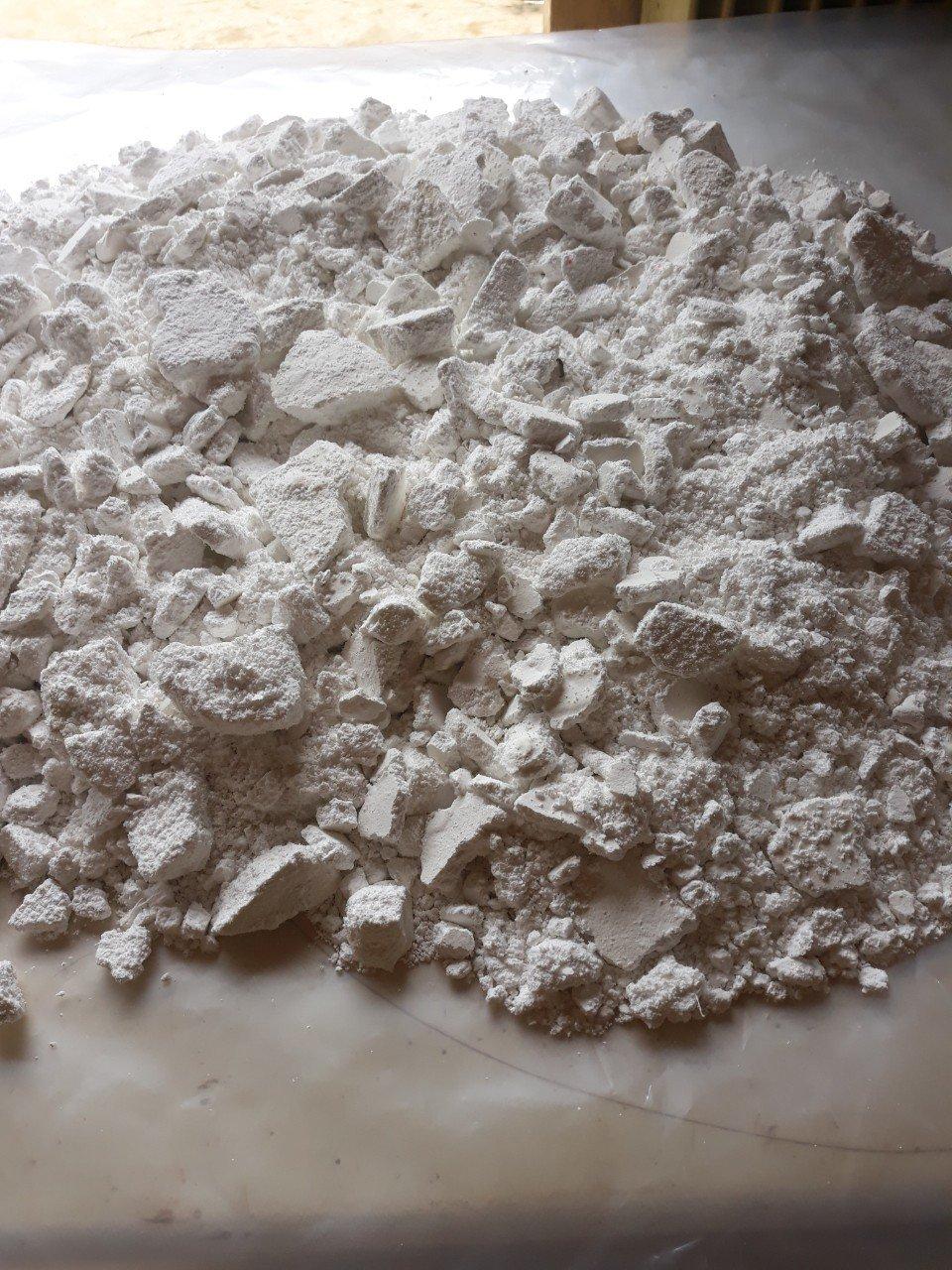 Tinh bột sắn khô